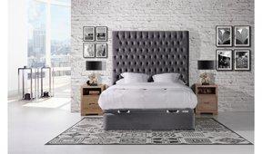Dormitorio tapizado Miramar two Fort
