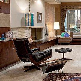 Muebles y decoración de Estilo Retro