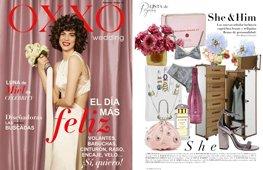 Revista Oxxo wedding