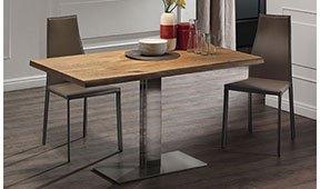 Mesa de comedor Elvis wood Cattelan