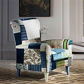 Muebles y decoración en Patchwork