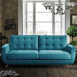 Muebles y decoración en Turquesa