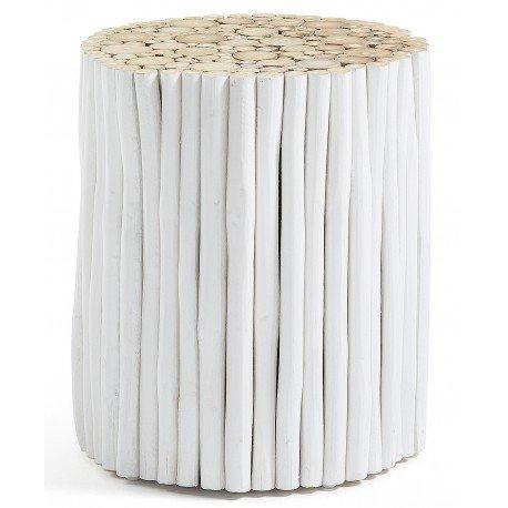 Muebles y decoración hechos con troncos y ramas