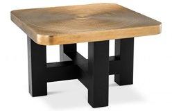 Mesa de centro de madera Agoura