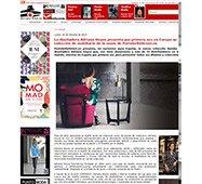 La diseñadora Adriana Hoyos presenta por primera vez en Europa su colección de mobiliario