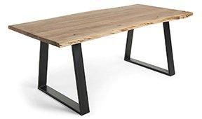 Mesa de comedor acacia natural Sono