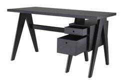 Mesa de escritorio madera Desk Jullien Negro
