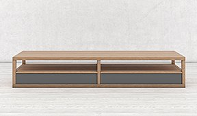 Mesa de tv minimalista Sendai Large