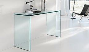 Consola cristal Gulliver Tonelli
