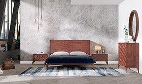Dormitorio moderno Stiletto II