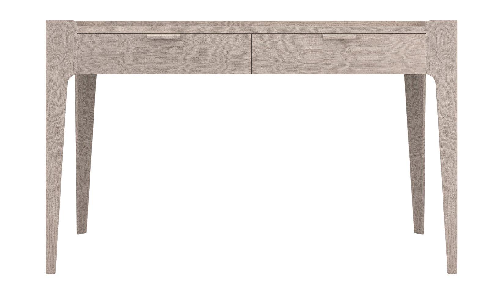 Mesa de escritorio 2 cajones Arquitect Calgary by Bodonni