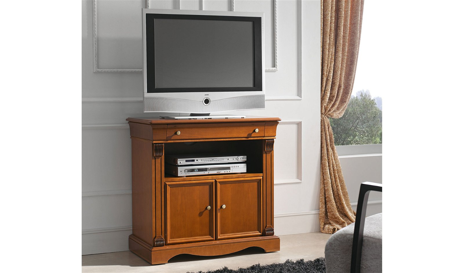 Mueble tv clásico Montauban