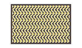 Alfombra hidráulica rombo geométrico