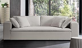 Sofá minimalista Polaris