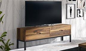 Mueble tv industrial Loft