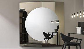 Espejo 200 de diseño Central Tonelli