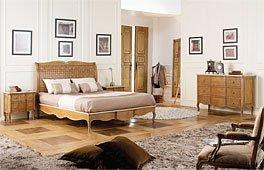Ambiente de Dormitorio Clasico Magdalena