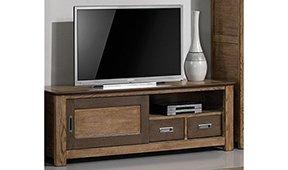 Mueble tv 1 puerta industrial Tenan
