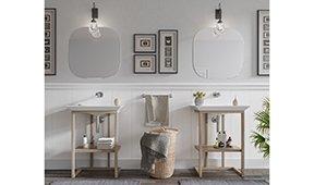 Mueble de baño moderno Derki