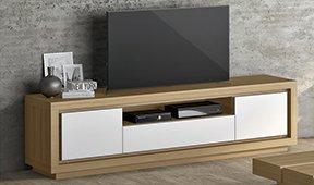 Mueble tv nórdico Halti