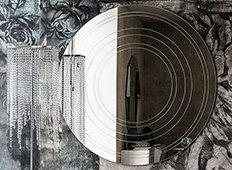 Espejo moderno Ring Cattelan