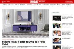 """Pantone """"dixit"""": el color del 2018 es el """"Ultra Violet"""""""