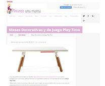 Mesas decorativas y de juegos con Portobello
