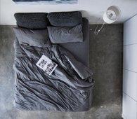 Conjunto de cama Portbou negro