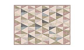 Alfombra geométrica Provence