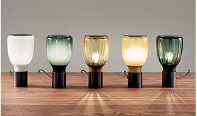 Lámpara de sobremesa Acquerelli Bonaldo
