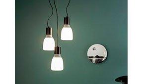 Lámpara de techo set 3 Acquerelli Bonaldo