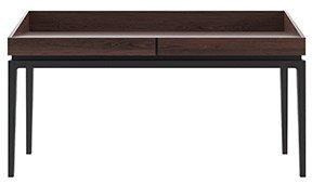 Mesa de escritorio 2 cajones moderna Passarella