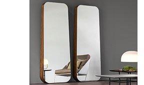 Espejo moderno Obel Bonaldo
