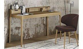 Mesa de escritorio nórdica Balder