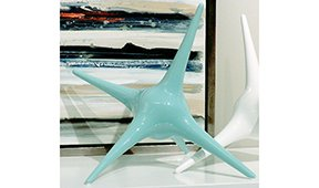 Escultura Estrella azul