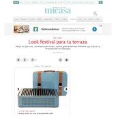 Look festival para tu terraza con Portobello