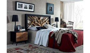 Dormitorio vintage Maze
