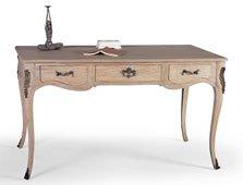 Mesa de escritorio vintage Artisan