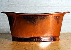 Bañera de cobre Cuprosa