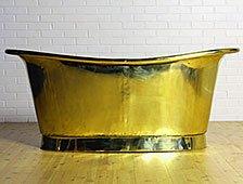 Bañera de cobre Chalcum