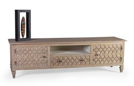 Mueble tv 2 puertas vintage Artisan