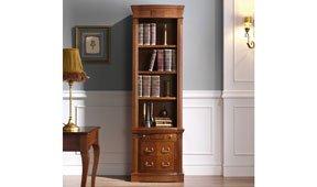 Librería estrecha clásica Aureli