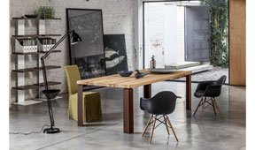 Mesa de comedor vintage Disme