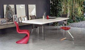 Mesa de comedor moderna Wilka