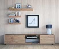 Mueble de tv nordic Purline