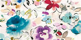 Cuadro canvas floral galore