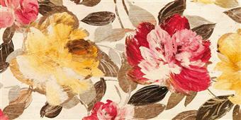 Cuadro canvas velvet flowers