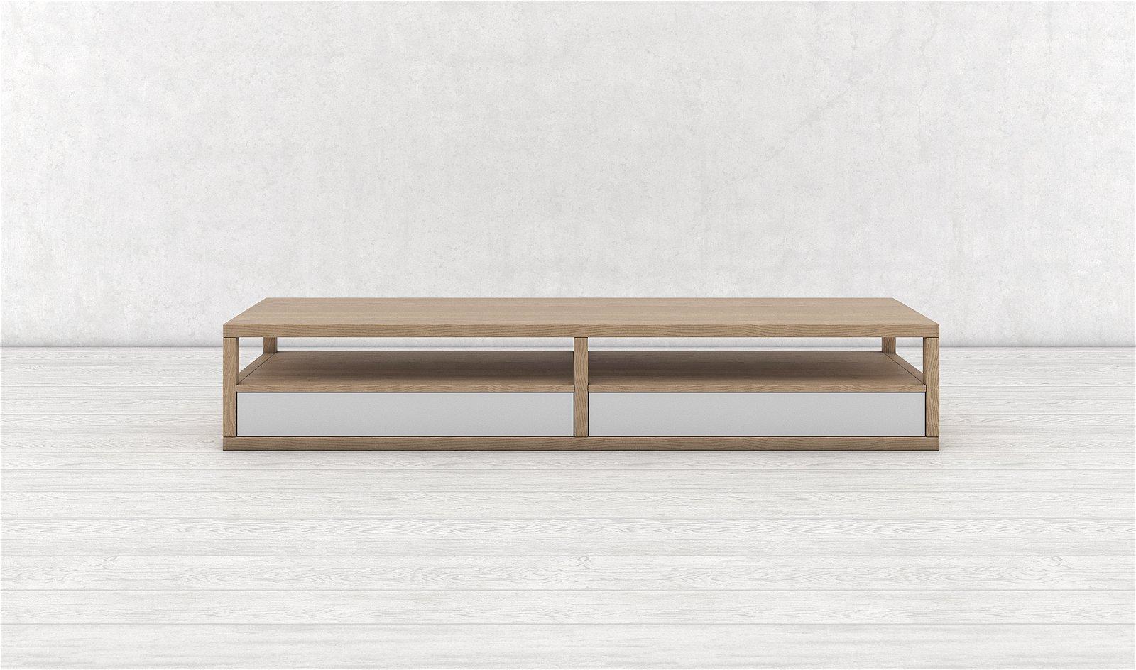 Mueble de tv. minimalista Sendai Large