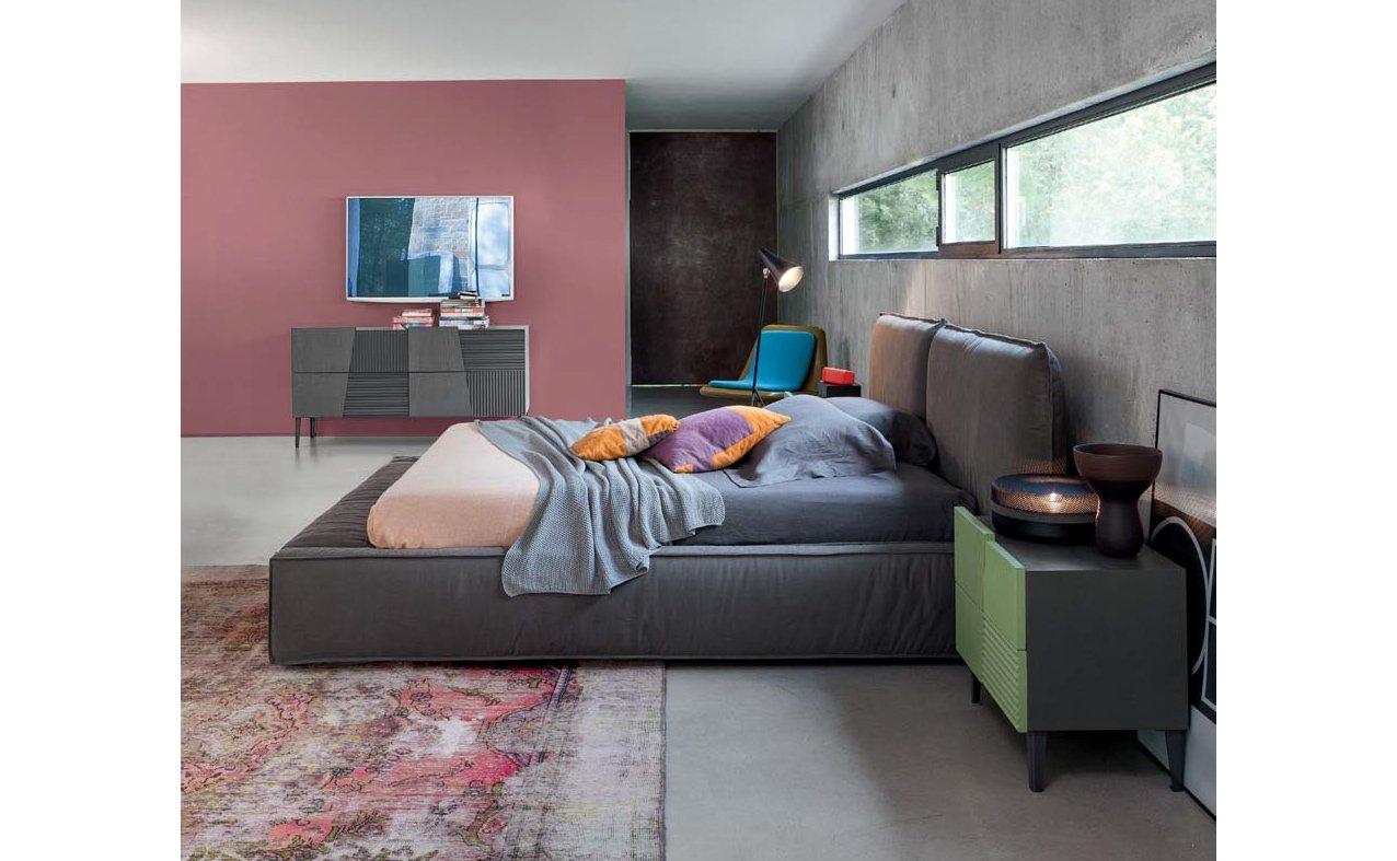 Dormitorio retro Morgan II