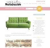 Ideas para decorar verde greenery con Portobello